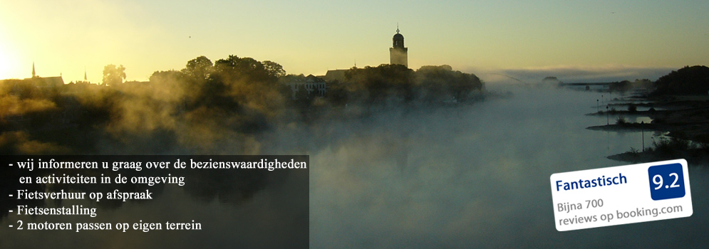 Bed and Breakfast Deventer - Boutique De Worp